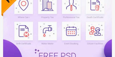 Onboarding Illustrations Icons Design for Free Download